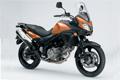 Suzuki unveils 2012 model V-Strom 650 ABS