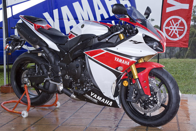 Yamaha R Limited Edition Specs