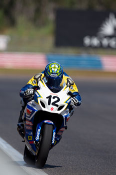 Attard marks Queensland Raceway as 2012 turning point