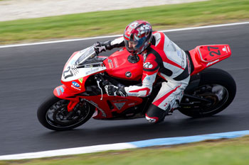 Stauffer aims to turn ASBK season around in Queensland