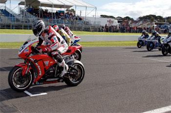 ASBK 2013 plans begin to take shape at Queensland Raceway