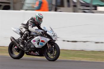 2012 ASBK Rd5 Queensland Raceway highlights