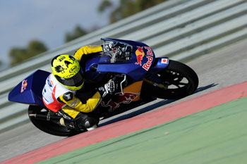 Aussie lands Red Bull MotoGP Rookies Cup ride for 2013