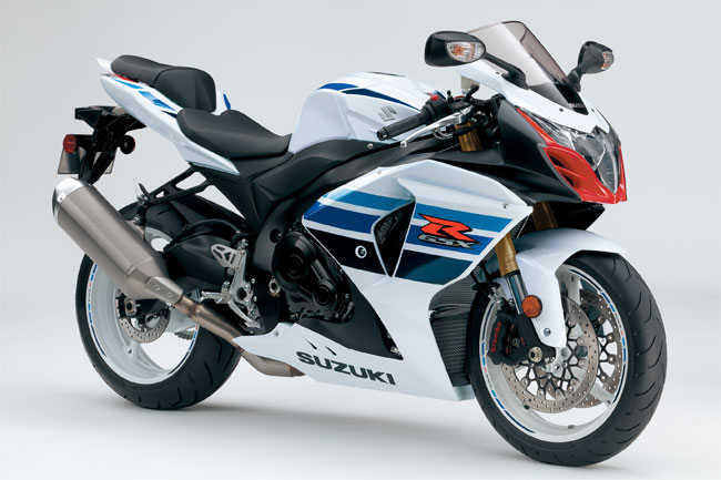 Suzuki celebrates one million GSX-Rs with commemorative edition
