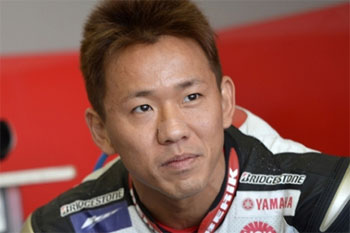 Katsuyuki Nakasuga to stand in for Spies at Valencia finale