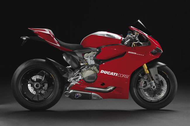 Ducati announces new flagship 1199 Panigale R model