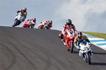 2013 Australian Superbike Championship calendar breaks cover