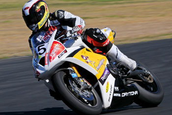 Aark Racing and Carr confirm 2013 World Supersport assault