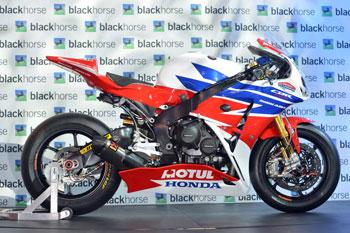 Donald returning to World Endurance with Honda TT Legends