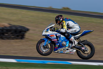 Maxwell, Walters and Falzon share ASBK series spoils at Phillip Island