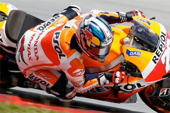 Pedrosa still quickest as MotoGP testing resumes in Malaysia