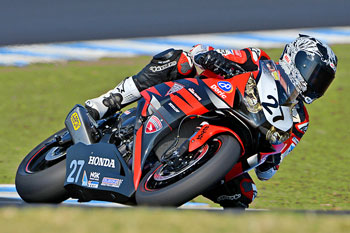 Honda race ready ahead of Phillip Island World Superbike opener