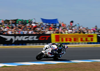 Allerton and BMW reflect on WSBK wildcard debut at Phillip Island