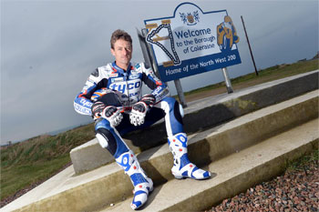 Tyco Suzuki confirms North West 200 entry for Brookes