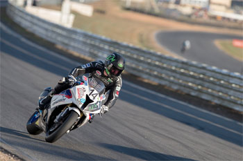 Allerton converts pole to victory in Symmons Plains ASBK race one