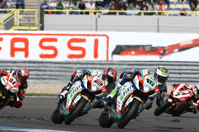 World Superbike action resumes at the high-speed Monza circuit. Image: WorldSBK.com.