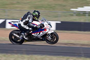Allerton dips beneath Queensland Raceway ASBK record on Friday