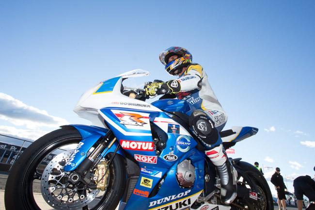 Race Recap: Robbie Bugden