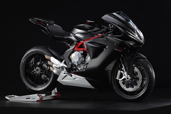 MV Agusta will launch its new F3 800 at Misano World Circuit Marco Simoncelli tomorrow.