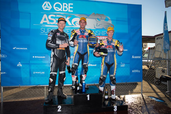 Bugden breaks through for QLD ASBK overall in drama-filled race two