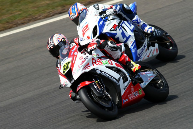 Aussie Josh Brookes is determined to challenge Shane Byrne for race wins at Brands Hatch.