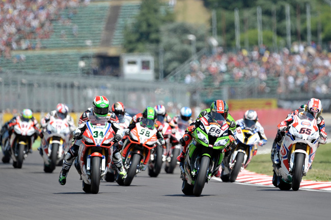 Can anyone stop the run of Tom Sykes in the World Superbike ranks?