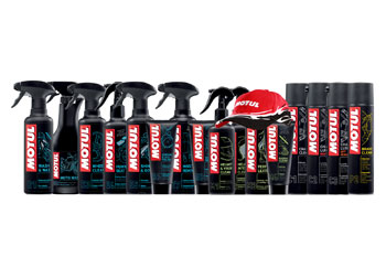 Link International announces Motul MC Care Prize Pack contest