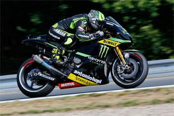 New circuit record secures Crutchlow Brno MotoGP pole position