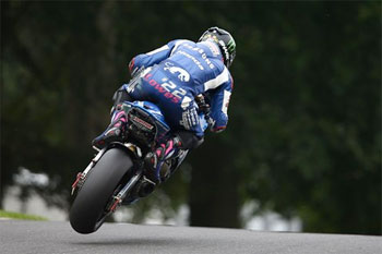 Lowes fastest, Brookes second in Cadwell Park BSB practice