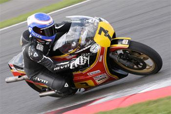 Barry Sheene tribute organised for Silverstone MotoGP weekend