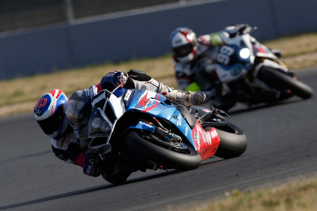 The Suzuki Endurance Racing Team won the third round of the World Endurance Championship in Germany.