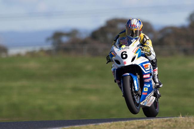 Catching Up: Robbie Bugden
