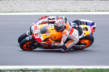 Four wins in a row for headstrong Marquez at Brno