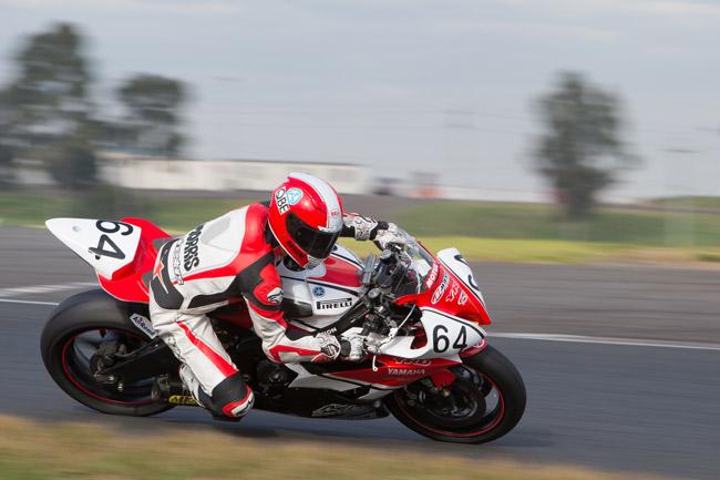 Race Recap: Aaron Morris