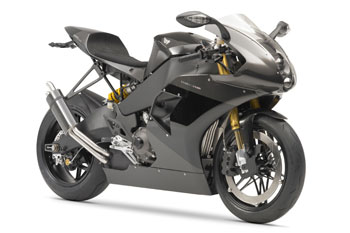 The EBR Buell range will be on display at MOTO EXPO.