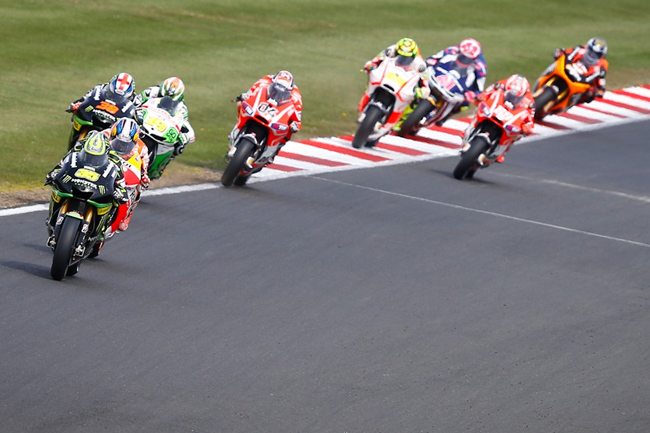 The MotoGP battle carries over to the seaside town of Misano. Image: MotoGP.com.