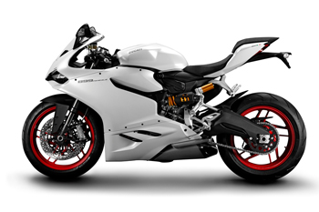 Ducati unveils stunning new 899 Panigale Superbike