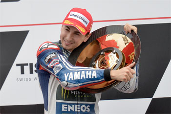 Pivotal 50th grand prix victory boosts Lorenzo back into title contention
