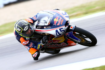 Simpson included on 2014 Red Bull Rookies Cup provisional entry list