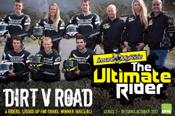 InsureMyRide announces second season of The Ultimate Rider