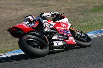 Structure of revamped Ducati Superbike Team officially announced