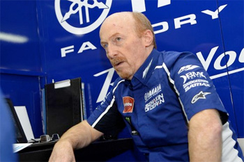 Yamaha announces Burgess' replacement as Rossi's crew chief