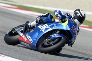 Team Suzuki 2013 MotoGP testing