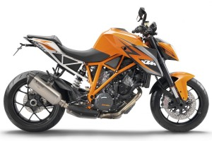 KTM outlines release of 2014 street range