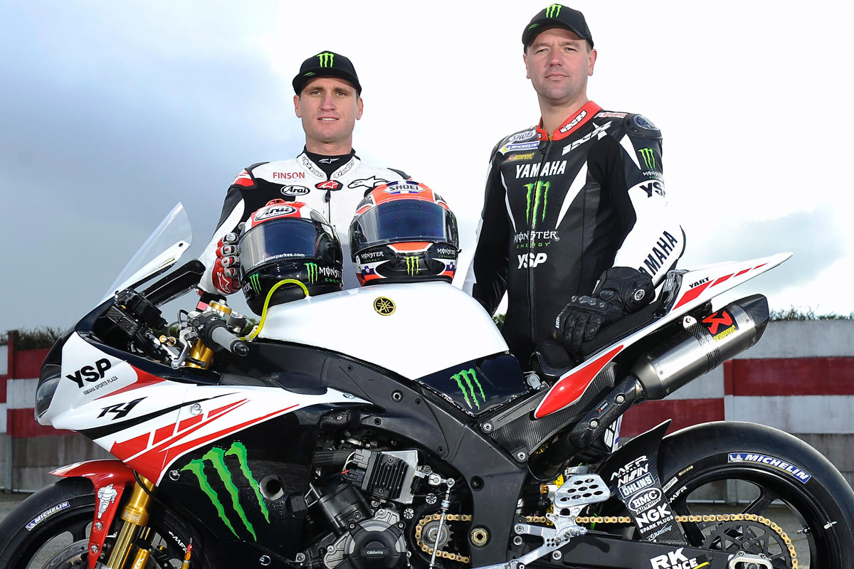 Image: Yamaha Racing.