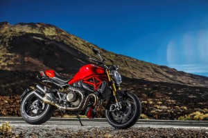 Bike: 2014 Ducati Monster 1200 and 1200 S