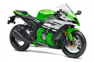 Kawasaki uncovers 30th Anniversary ZX-10R and ZX-6R range