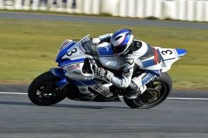 Race Recap: Callum Spriggs