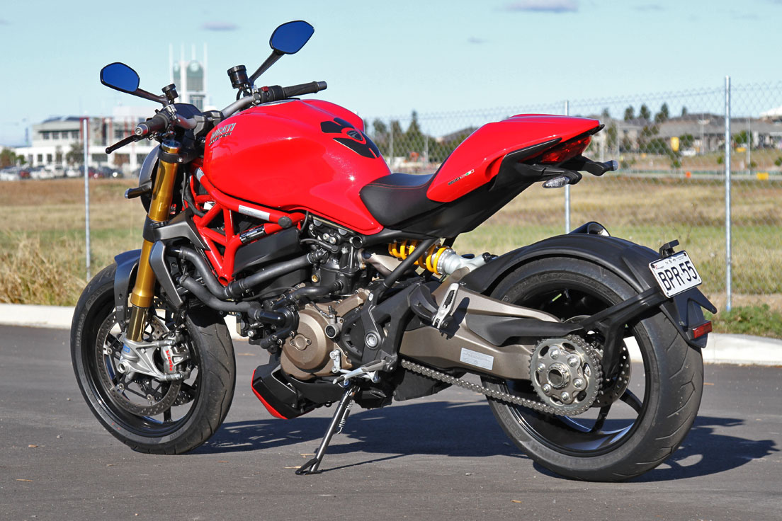 tested: 2014 ducati monster 1200 s - cycleonline.au