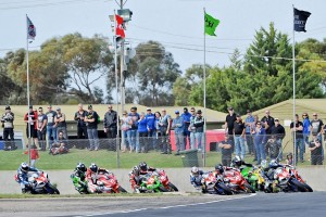 The Point: Road racing's divide
